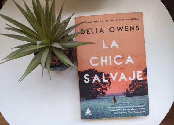 """""""La chica salvaje"""" de Delia Owens"""