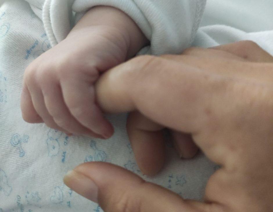 Cronología de un parto con filan inesperado